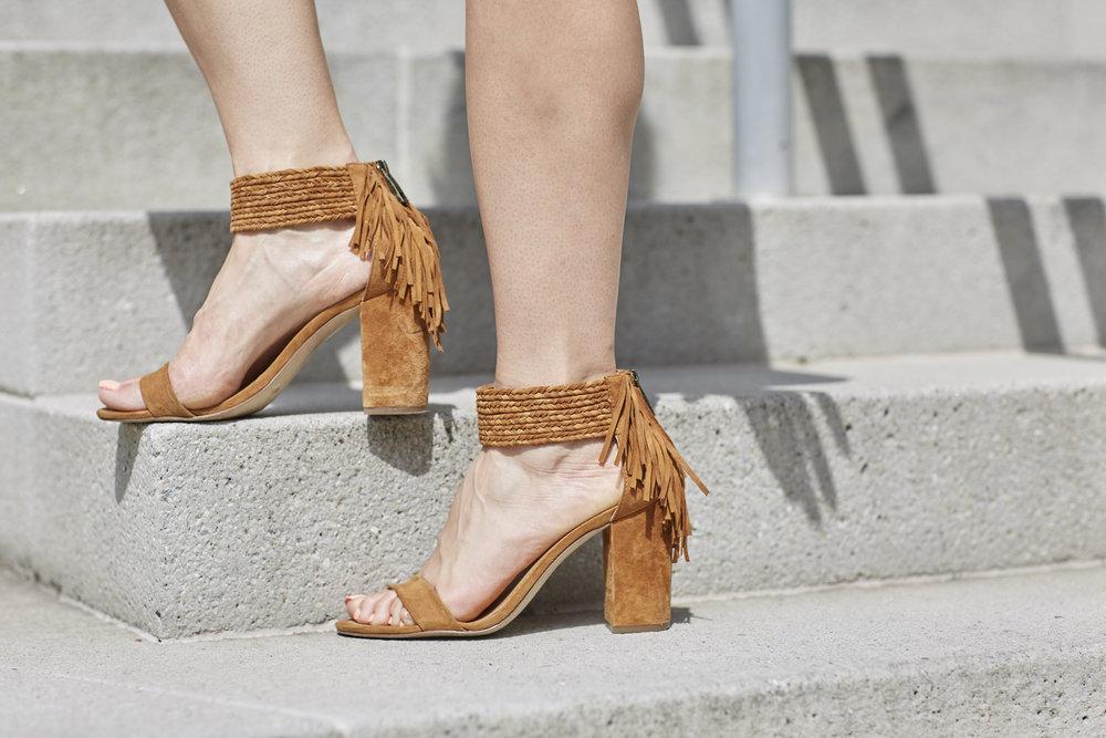 Calizi Cognac Sandal