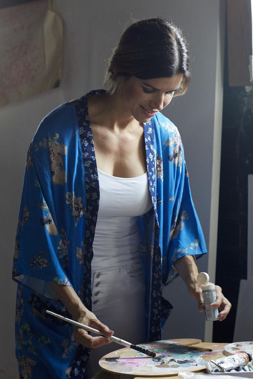 target exhilaration duster kimono