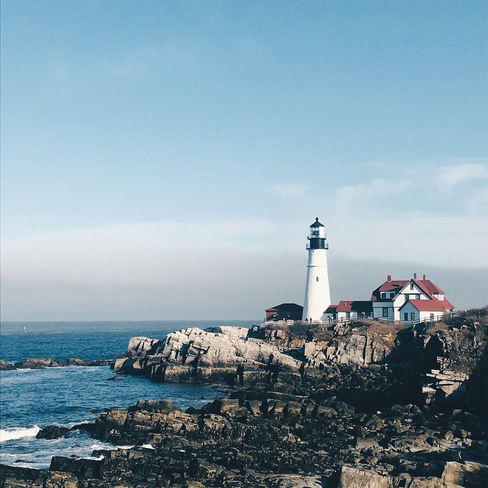Portland, Maine — Everyday Winding Road