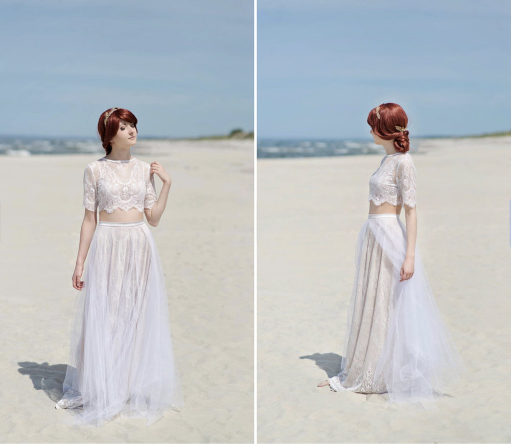 Best Elopement & Micro Wedding Dresses Under $1,000