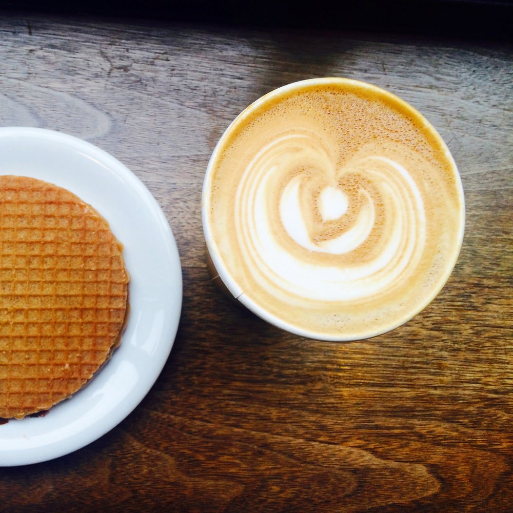 @gasoline alley     Stroopwafel: The Traditional Dutch Cookie