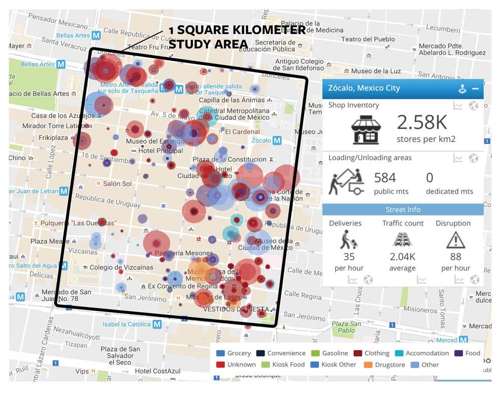 The screenshot is taken from http://lastmile.mit.edu/km2/show/Mexico/mexico-city/zocalo.