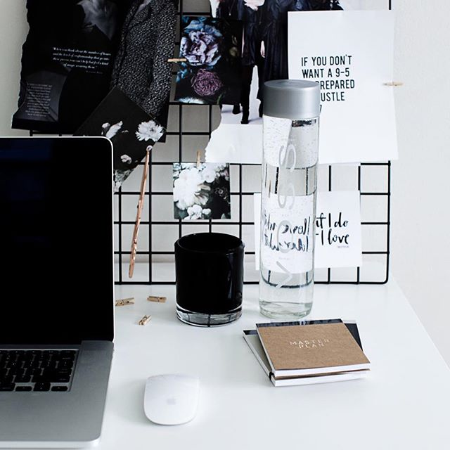 || Office Collection coming soon || We are loving these wire memo boards from @kmartaus!