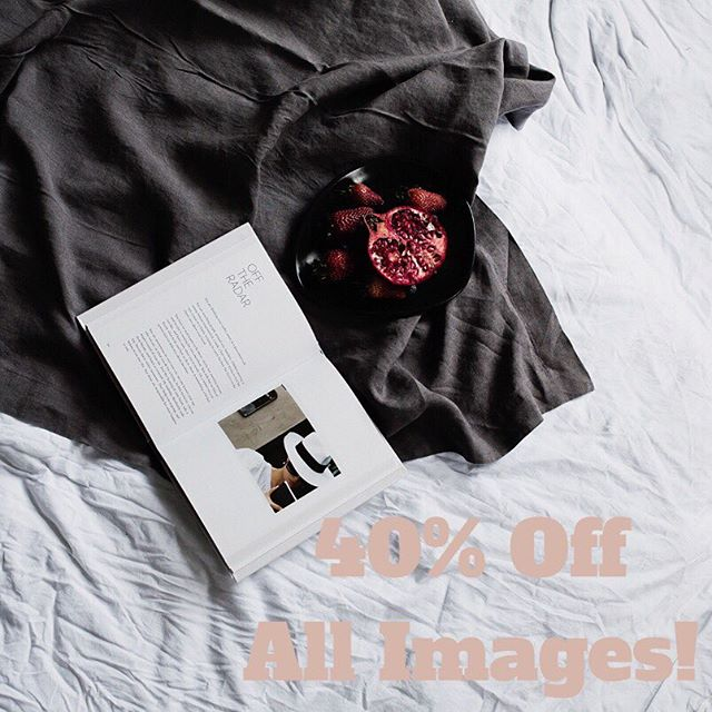 Sale starts now! Use code 'take40%off' 💕 Sale applies to all images on our website - link in Profile