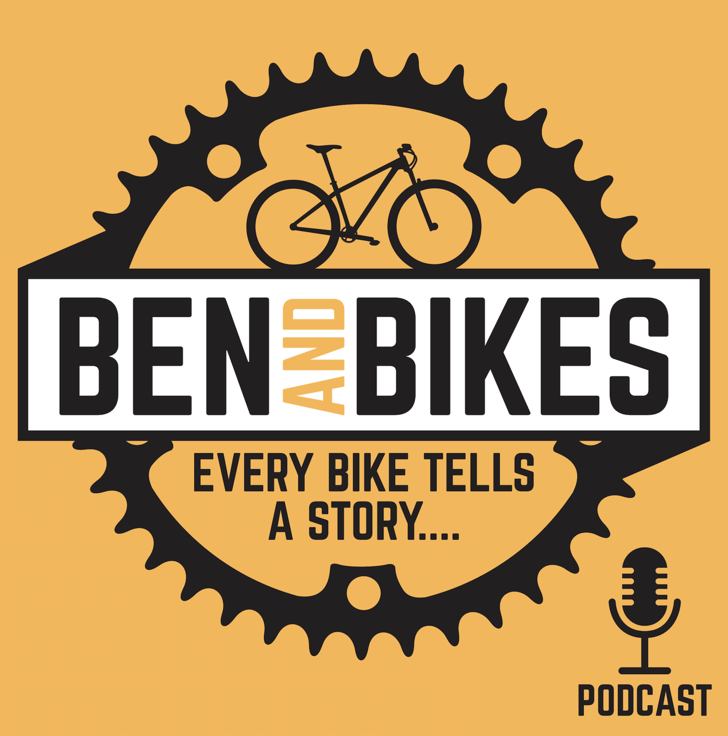 The Ben & Bikes Podcast