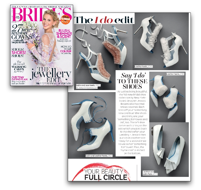 BRIDES UK  - March/April 2017