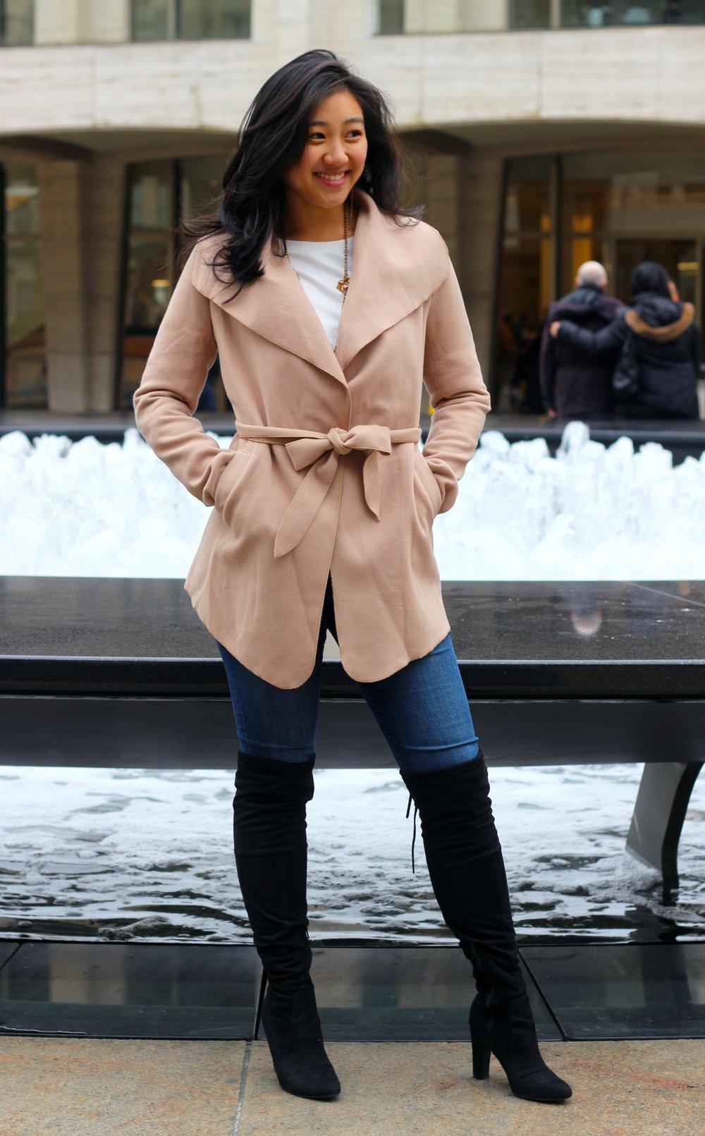 Coat:  SheIn