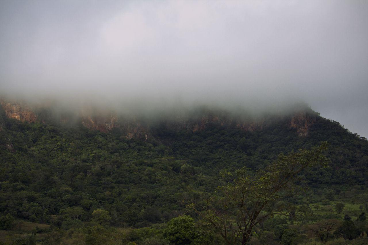 Paraguay Amambay Mist explore