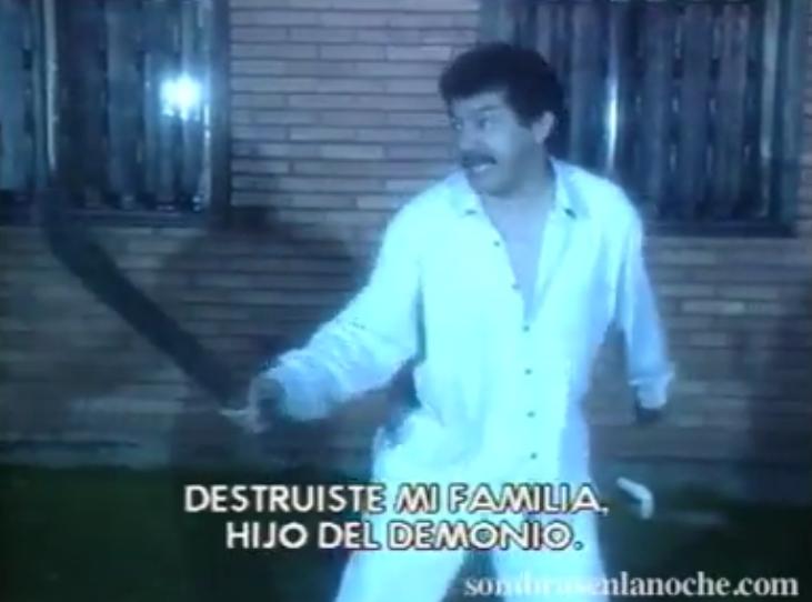 paraguay demonio