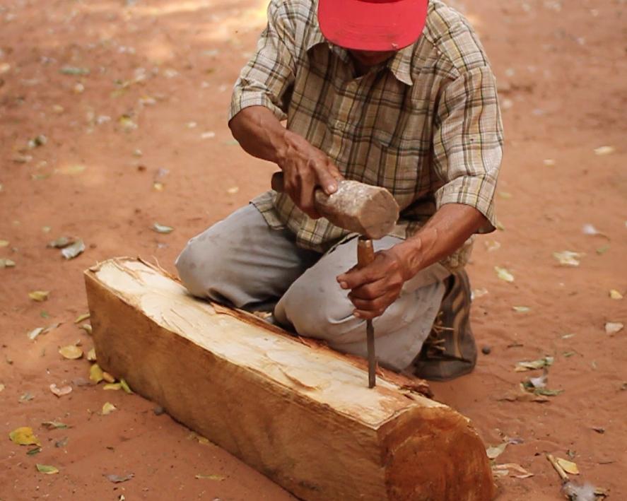pai tavytera altar guarani paraguay