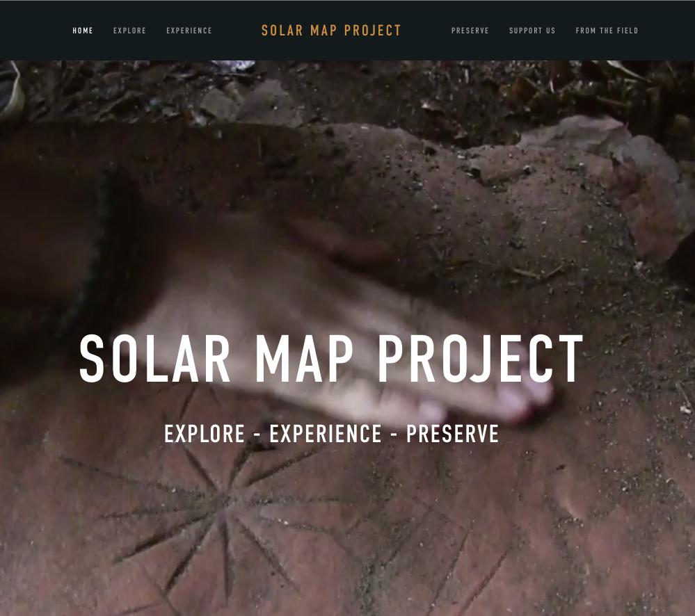 solar map project website .com