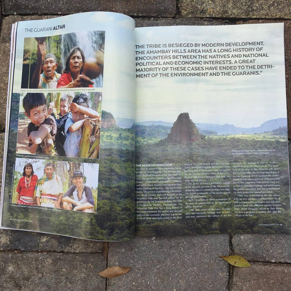 Smithsonian's National Museum of the American Indian Magazine