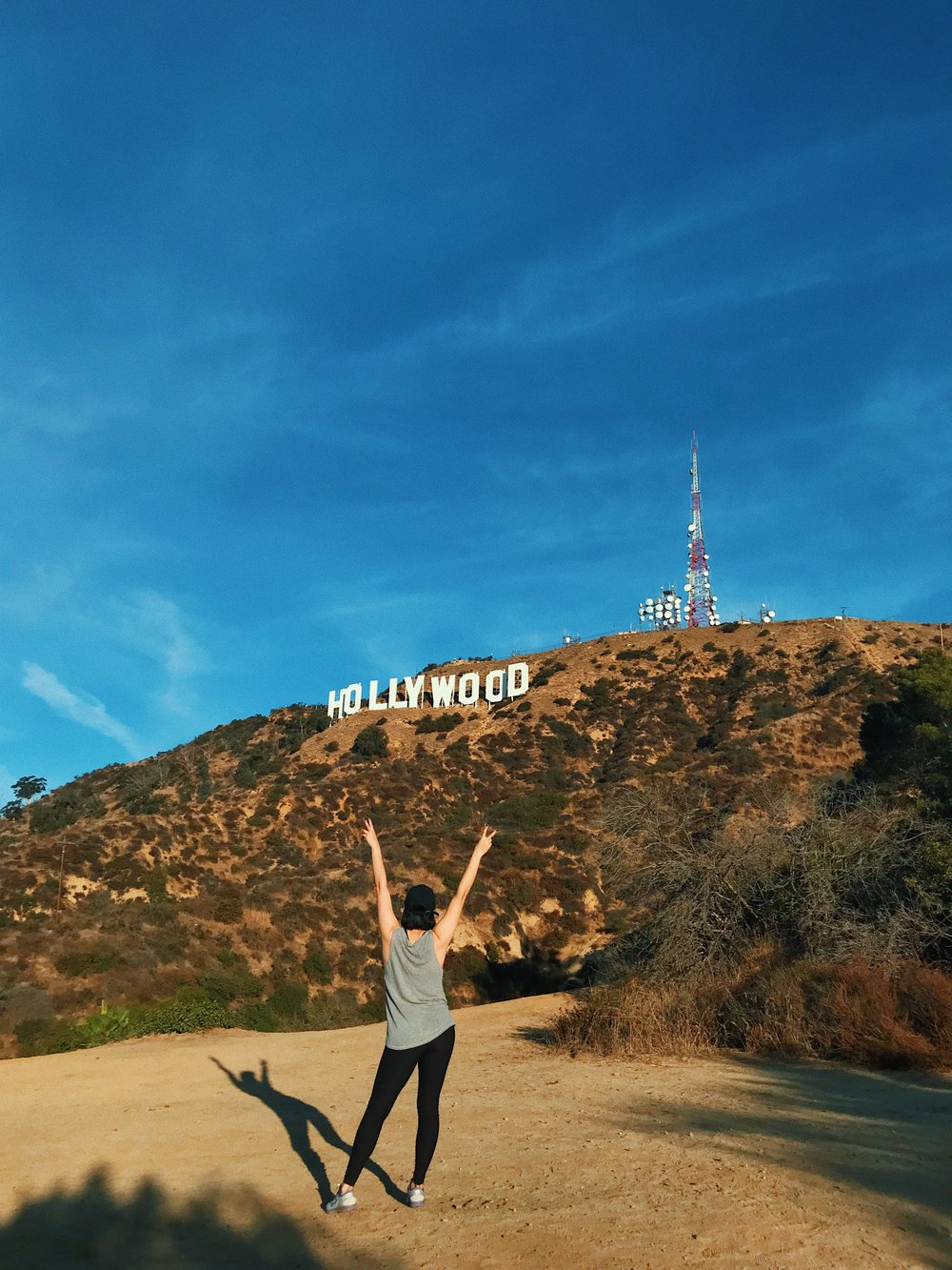 - Hollywood Sign