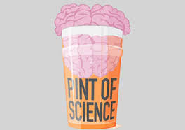 Pint of Science ,  Bar Cleveland , May 2016