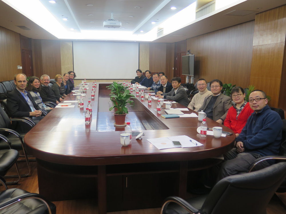 First Joint Nanjing University and Sydney University Colloquium,  Nanjing, China , Mar 2015