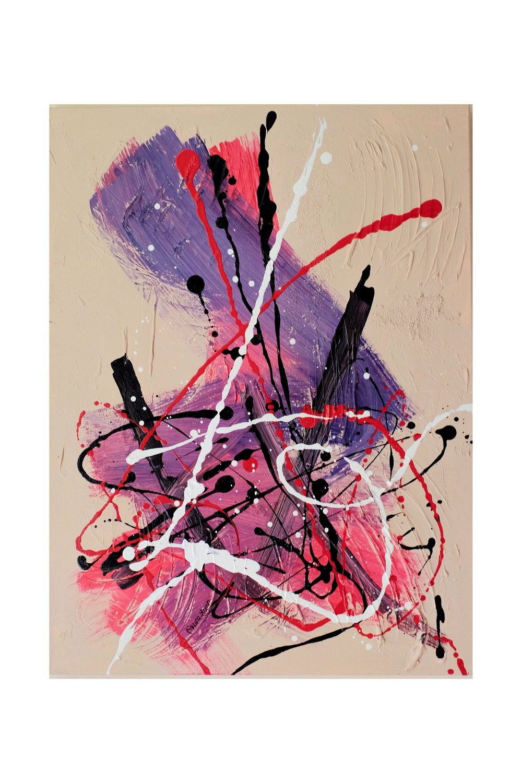"""18""""x24"""" acrylic on canvas"""