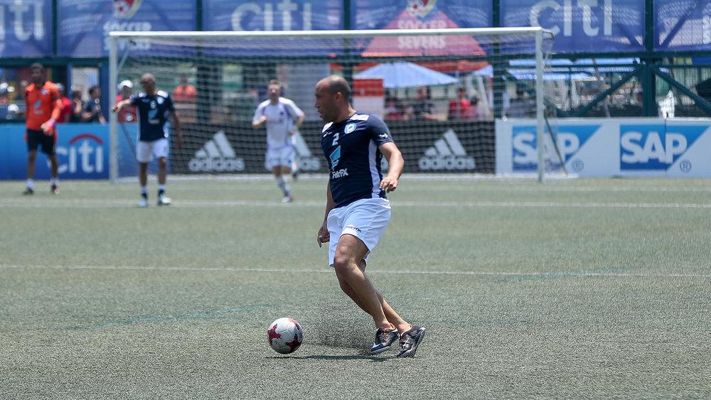 Mikaël Silvestre Hong Kong 7s