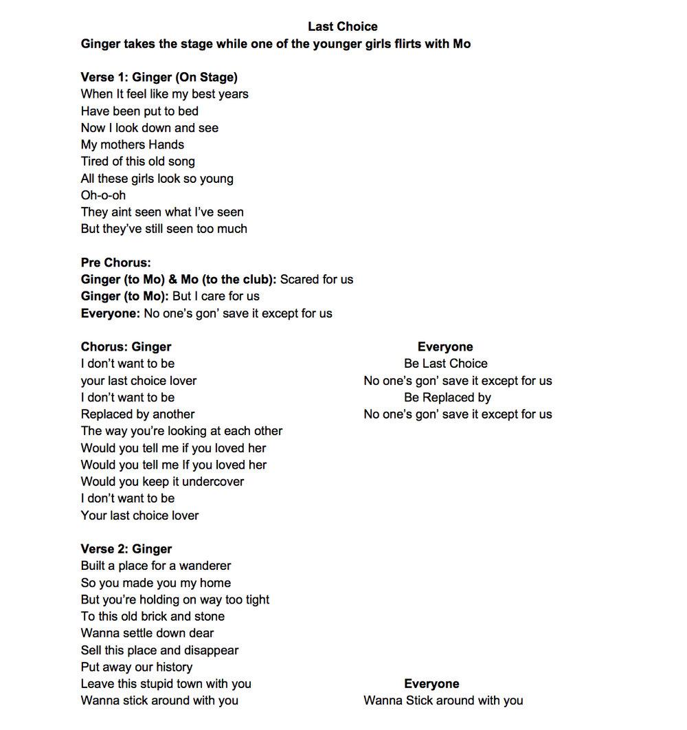 Last Choice - Lyrics pg1.jpg