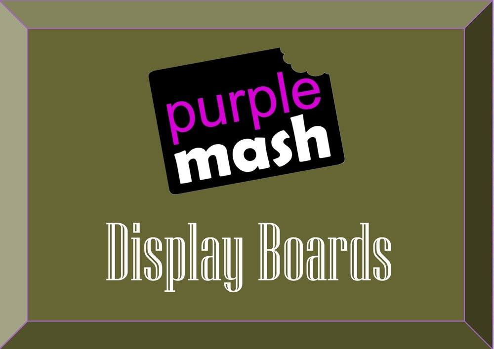 Click button to see the display board