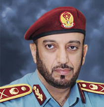 Major General Mohammed Ahmed Al Marri