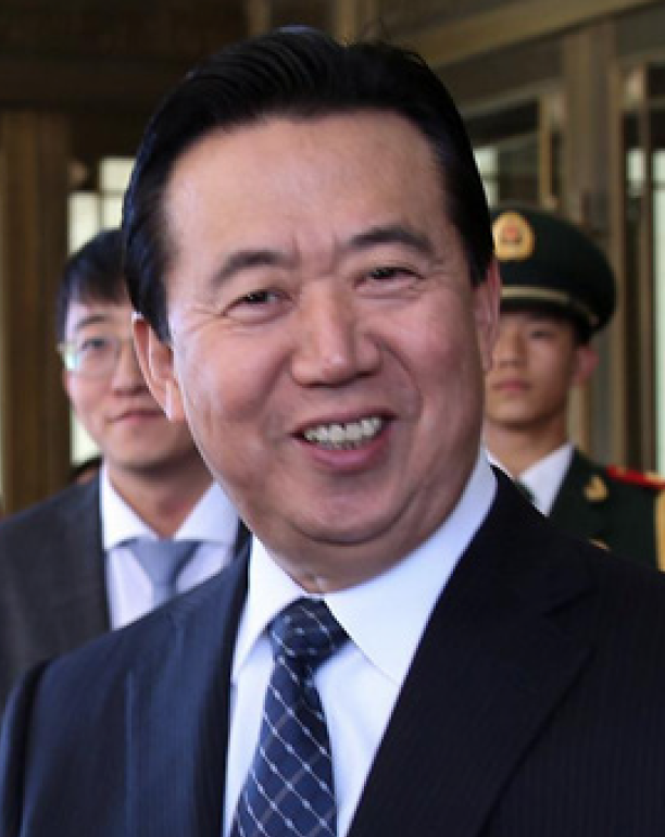 MENG Hongwei, President Interpol