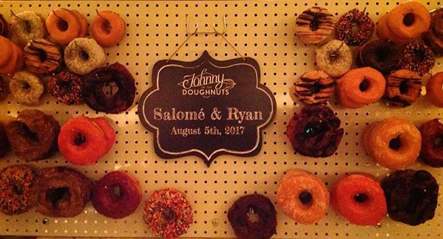 The Doughnut Wall at the Meadow Club