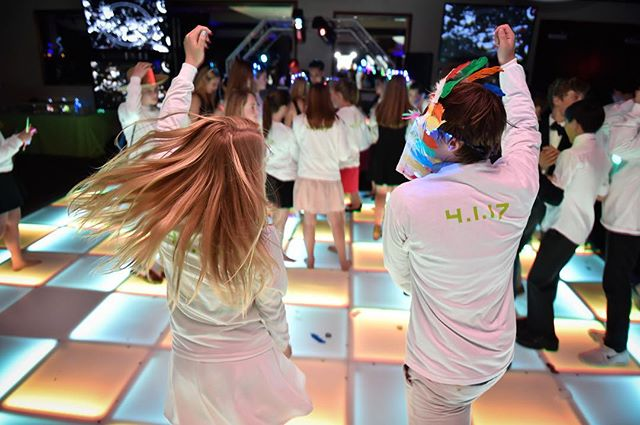 DANCE into the weekend!  Loved the lit dance floor at Josh's Bar Mitzvah!  Photo by @nanovsf  #bayareaevent #barmitzvah #bayareaevents #bayareabatmitzvah #event #bayareaeventplanner #events #eventplanner #dance #marin #dancefloor #marinevents #marineventplanner #partytime #partyplanner #party #club #clubbing #clubtheme #marinpartyplanner #marin