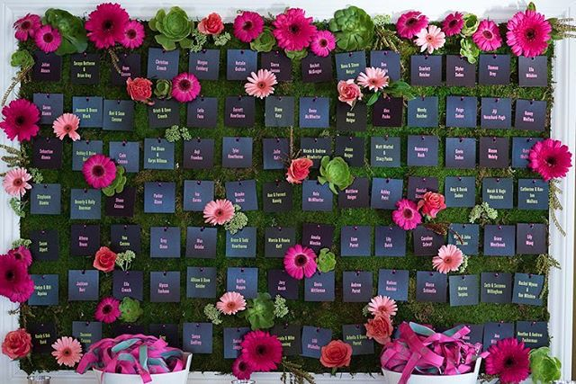 Escort Card Flower Wall at Hope's Bat Mitzvah! 🌸 . . . #BatMitzvah #flowers #flowerwall #escortcards #escortcard #mitzvah #mitzvahs #events #eventplanner #marin #flowerpower #party #marinevents #cavallopoint #details #marincounty #flowertheme #partyplanner #partytime #marineventplanner #marinpartyplanner #eventphotography #eventcoordination