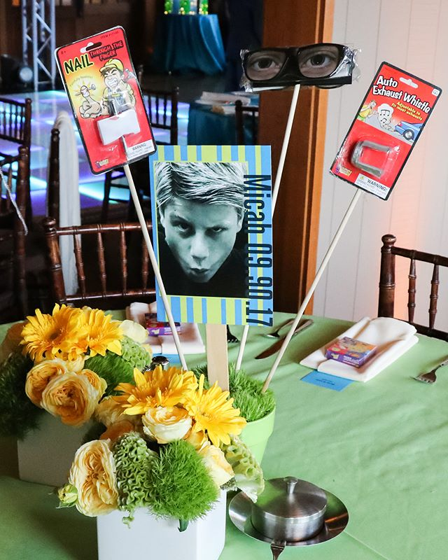 So much fun planning Micah's Jokes-Themed Bar Mitzvah! . . . #jokestheme #jokes #jokester #barmitzvah #mitzvah #events #mitzvahplanner #eventplanner #partyplanner #partytime #sf #marinevents #bayareaevents #bayareaeventplanner #sfevents #marineventplanner #marin #sfeventplanner #eventdesign