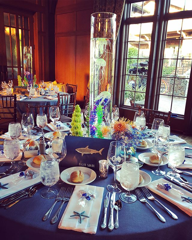 Jack Attack! Scuba Themed Bar Mitzvah at the Meadow Club 🌊🐬🐙🐟🦑🐠🦀🐳🦐🐋🐡🦈 . . . #sfeventplanner #bayareaevents #bayareaeventplanner #bayarea #marinevents #marin #marineventplanner #scubatheme #oceantheme #worldoceansday #underthesea #worldoceanday #underwater #underwatertheme #oceanparty #underwaterparty #mitzvah #barmitzvah #barmitzvahparty #barmitzvahplanner #sharkcake #mitzvahplanner #scuba #shark #jellyfish #seashells #events #eventplanner #eventdecor #eventdesign