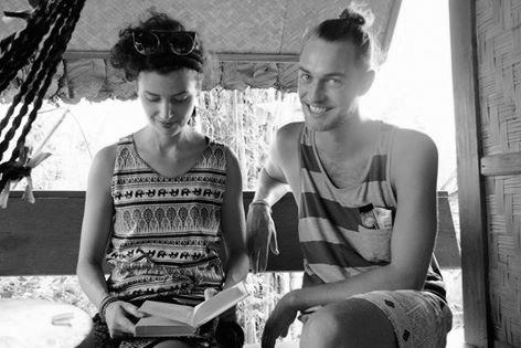 Dorota and Florian, Pai Thailand