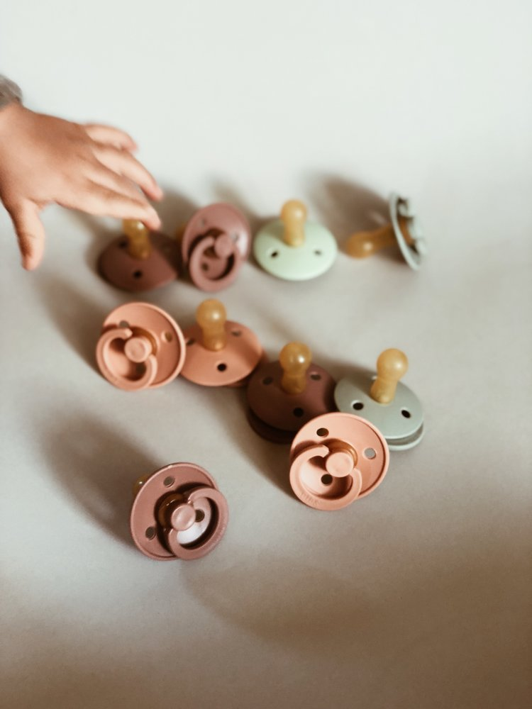 bibs pacifiers create your own collection set of 5 bÖf shop