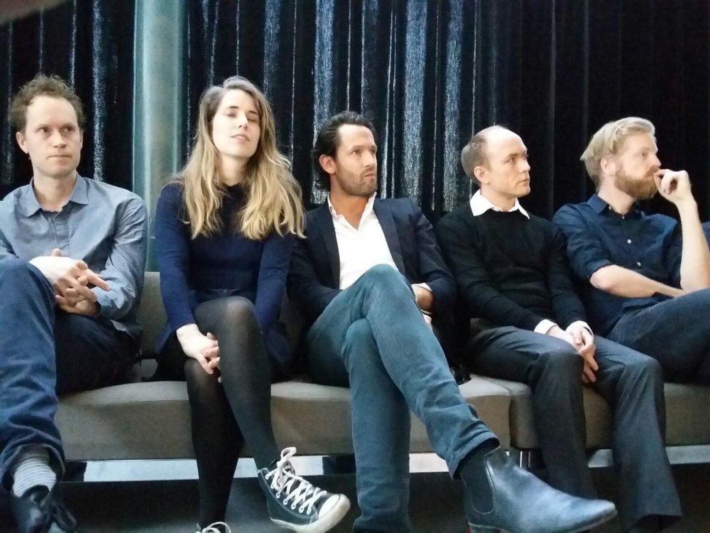 - mAART 2017_Pitch arcamWoensdag 15 maart 2017 sprak Atelier NOU in Arcam in het kader van de expositie Rijk aan Ontwerpkracht. https://www.arcam.nl/kwaliteit-en-praktijk/