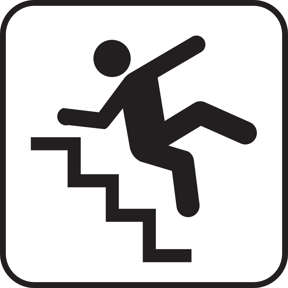 A fall can result in significant injuries. There are some simple steps to take to minimise falls risks