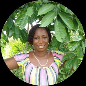 Micheline Kanikani   (lic. en environnement, Master en biologie Unikin)    Responsable des volets développement, communication et logistique    📞+243  820667397   ✉    Michelineocpe@yahoo.fr