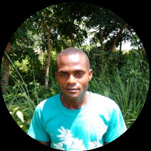 Crispin Nkiba    (Ing agro ISEA Kenge)    A  djoint à la carbonisation     📞+243  826732950