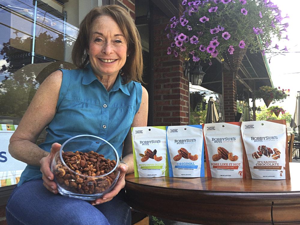 BobbySue's Nuts Barb Kobren