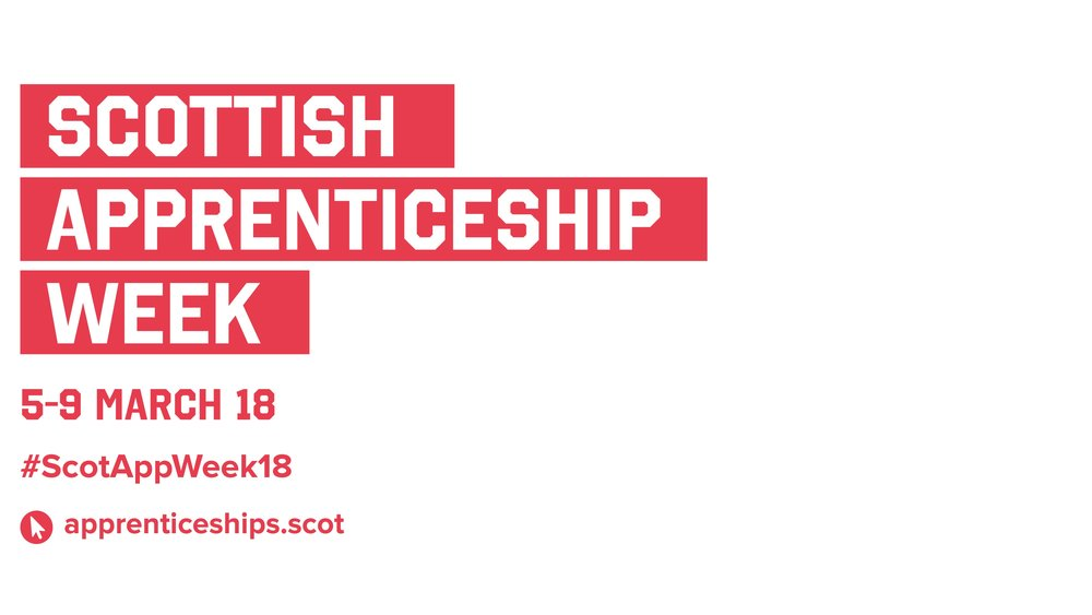 scottish apprenticeship week 2018