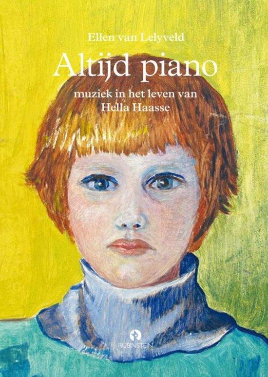 Altijd piano,  boek, 2014
