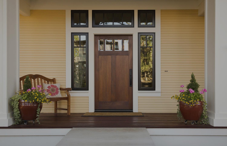 Windows Doors Arrow Exterior Design - Windows-exterior-design