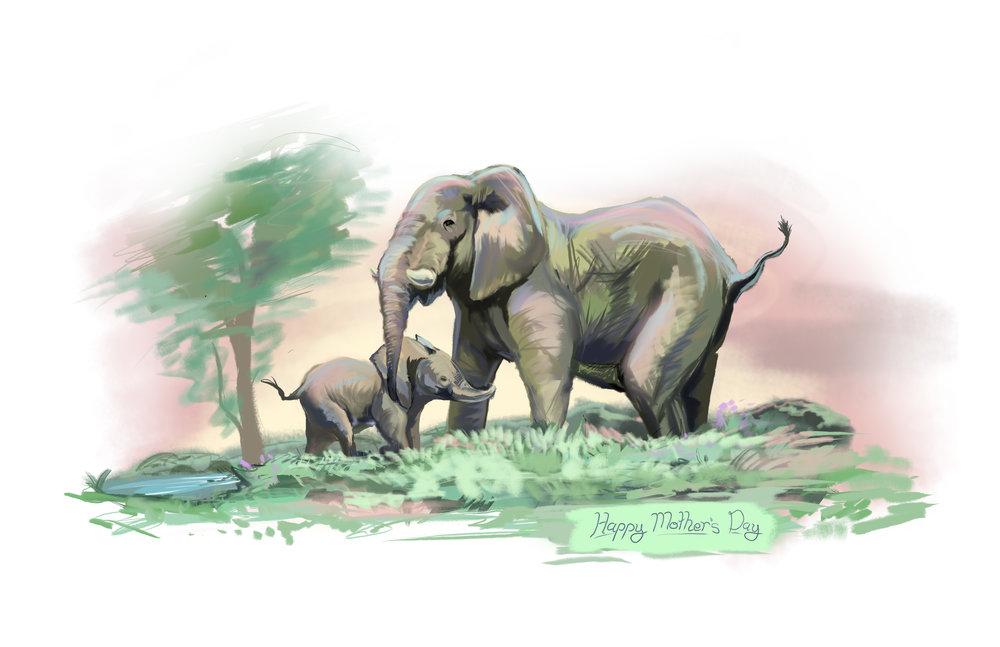 mothers day elephant sketch.jpg