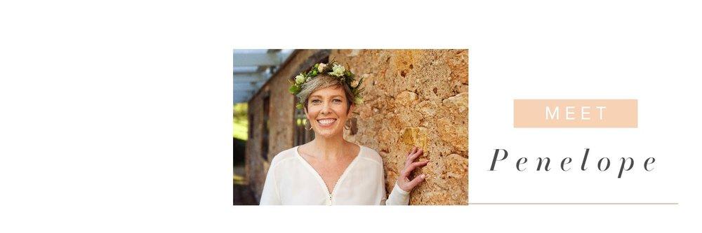 Modern Celebrants Adelaide - Penelope Carrick