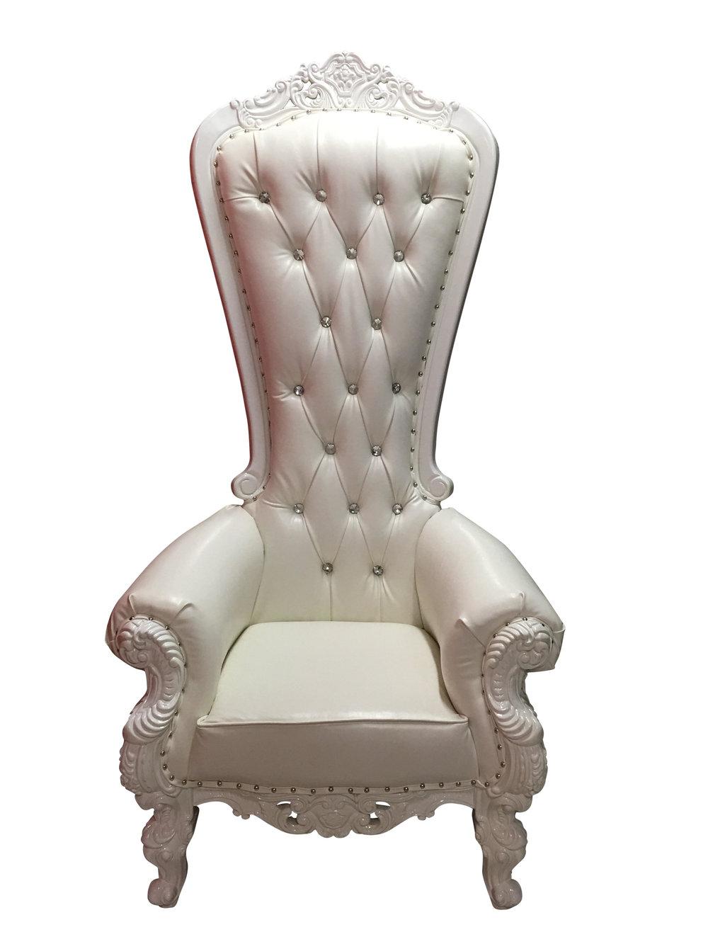 High Back Throne