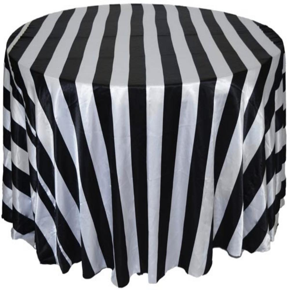 B+W Stripe Linen