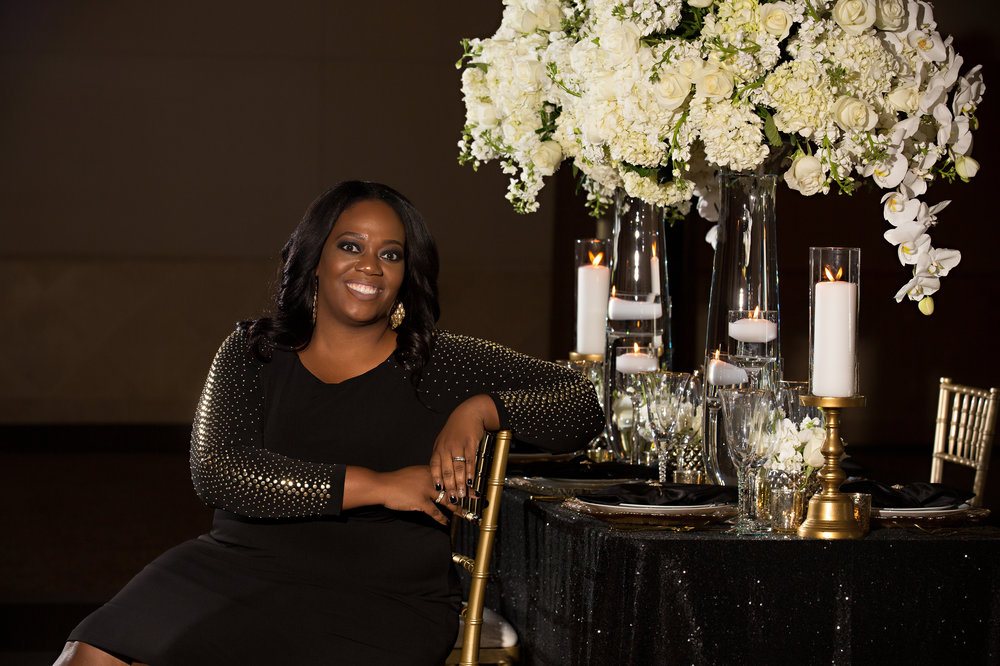 Frankie L Collier Owner EP Luxe Elegance Affairs