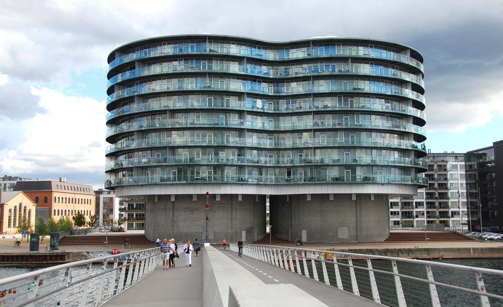 Gemini Residence, Copenhagen