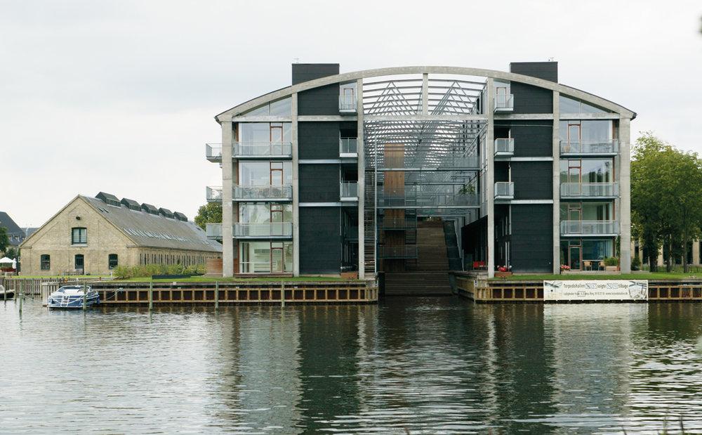 Torpedohallen, Copenhagen