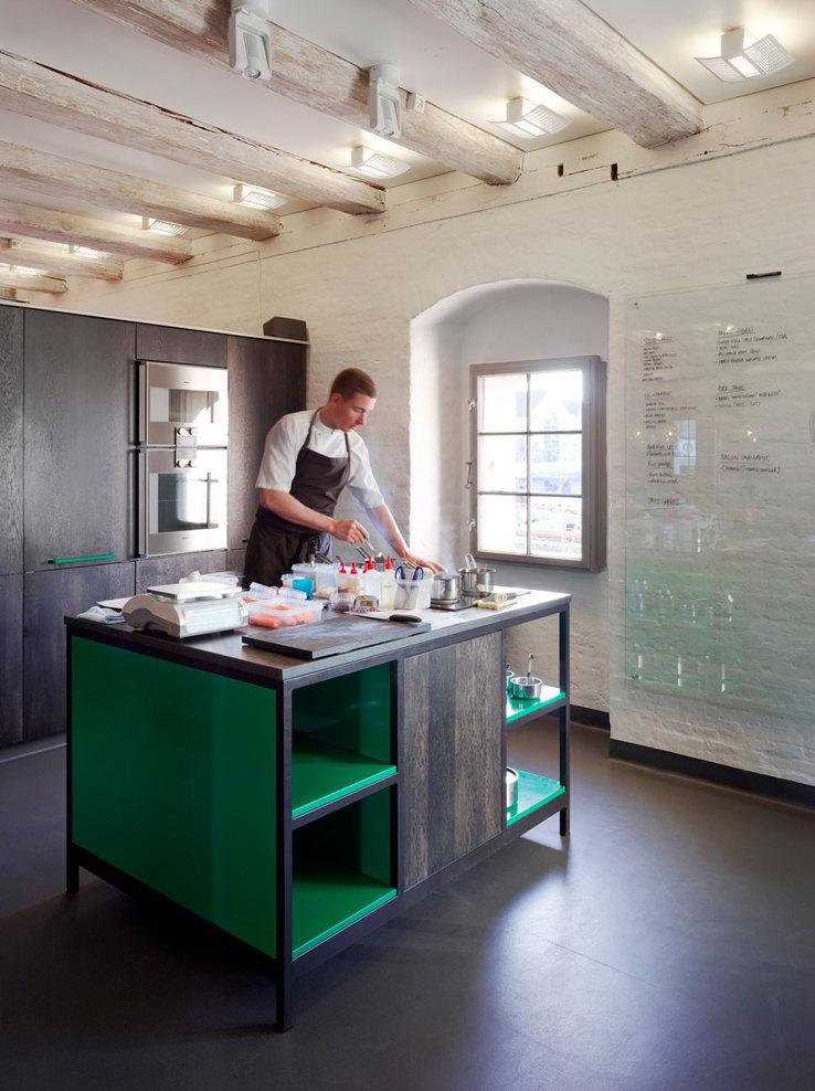 Noma Food Lab, Copenhagen
