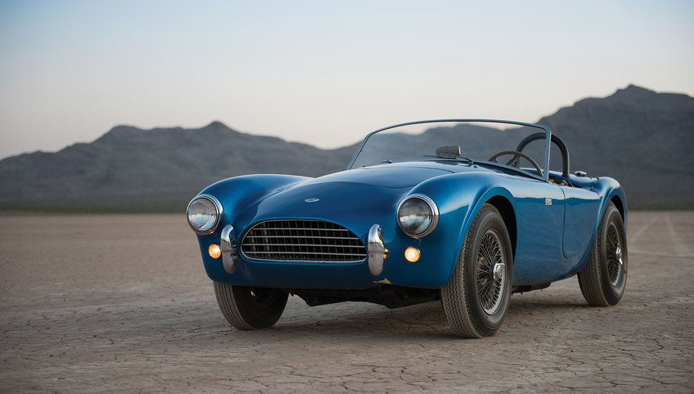 6. SHELBY 260 Cobra CSX 2000. 1962. $13,750,000US