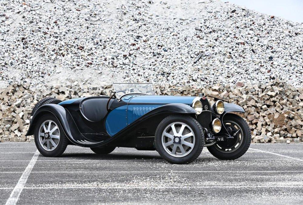 9. BUGATTI Type 55 Roadster. 1932. $10,400,000US